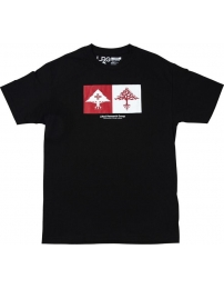 Lrg camiseta double up tree